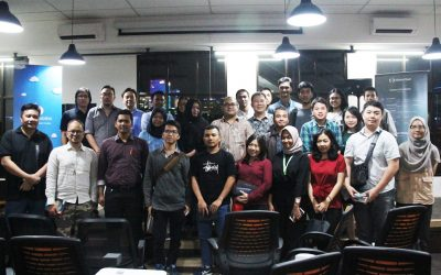 Batavialabs first sharing session with Alibaba Cloud Indonesia